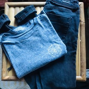 Volcom Stone and RSQ Jeans Bundle
